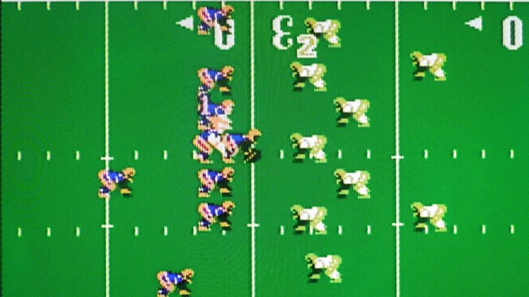 Yes, you can play 'Tecmo Bowl' and 'Punch Out!!' on the new miniature NES - CBSSports.com