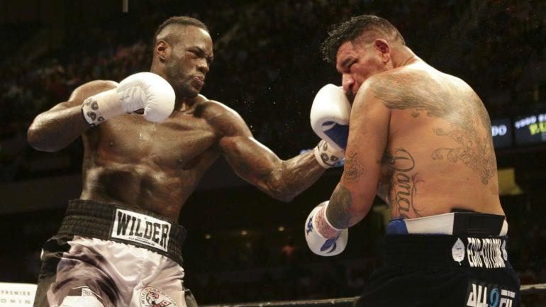 Stream Nascar Free >> Wilder vs. Arreola results: Wilder retains WBC crown after corner stoppage - CBSSports.com