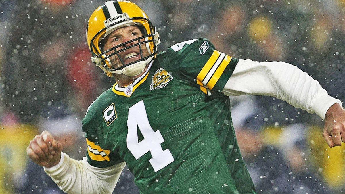 finest selection 8bebd 7c201 In conversation, the indestructible Brett Favre can still ...