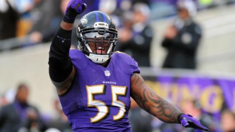 Terrell Suggs Fights The Rock On Hbo S Ballers Cbssports Com