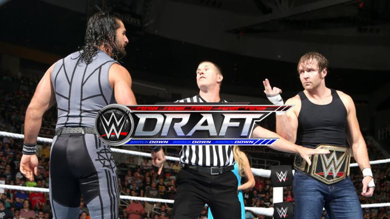 WWE Draft results: Full rosters, thoughts from Raw ...