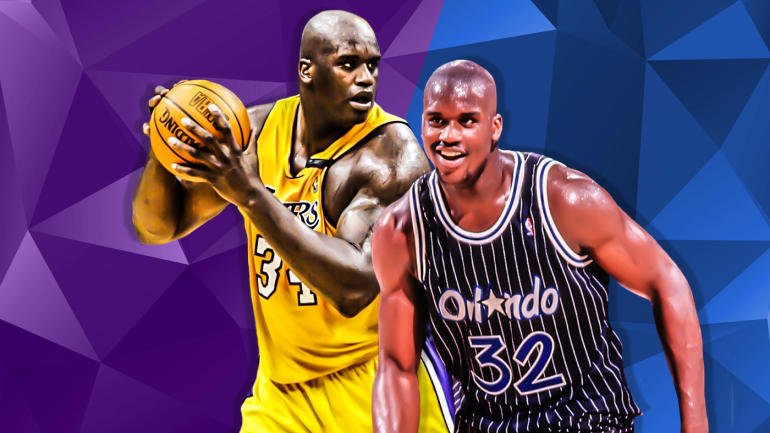 2967180b43e5 The inside story  How the Magic let the Lakers steal Shaquille O Neal -  CBSSports.com