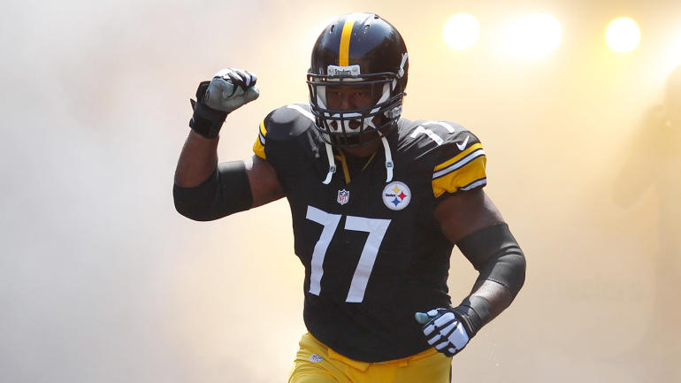 Steelers tackle Marcus Gilbert suspended four games for PED violation
