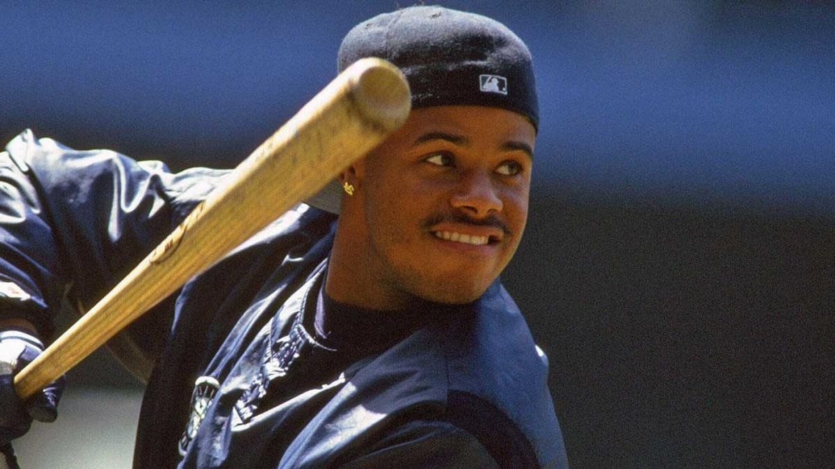 9db3829df2 Ken Griffey Jr.'s swing, 30 years after we first saw it, remains the  sweetest in MLB history - CBSSports.com