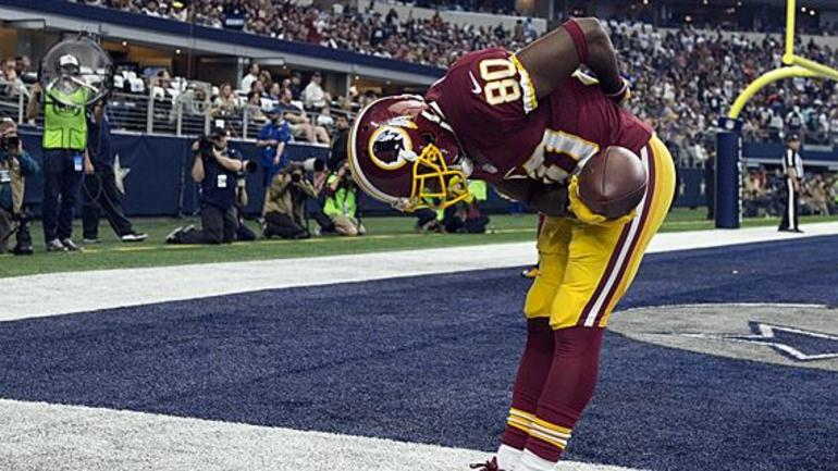 Image result for jamison crowder redskins