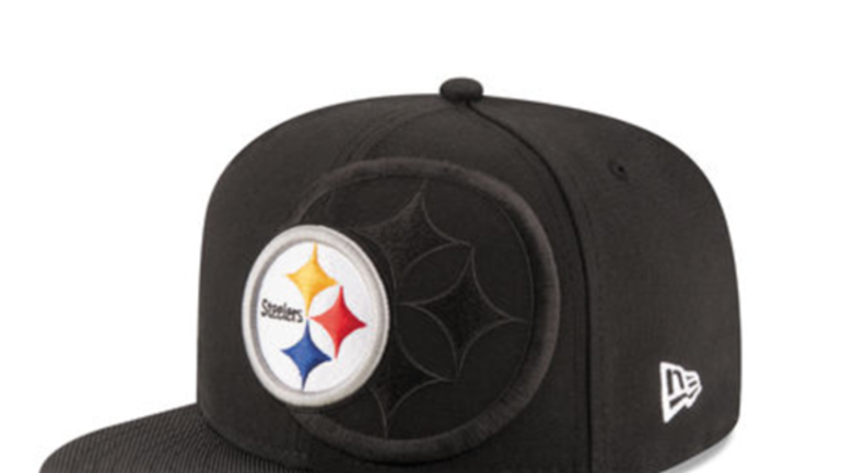 Steelers official 2016 sideline cap revealed - CBSSports.com 9450ab9a8e6