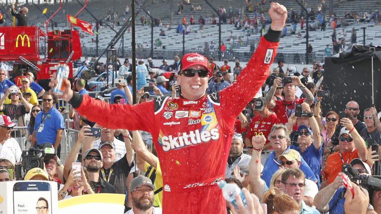 NASCAR at Bristol results, standings, highlights: Kyle Busch wins to make it two in a row
