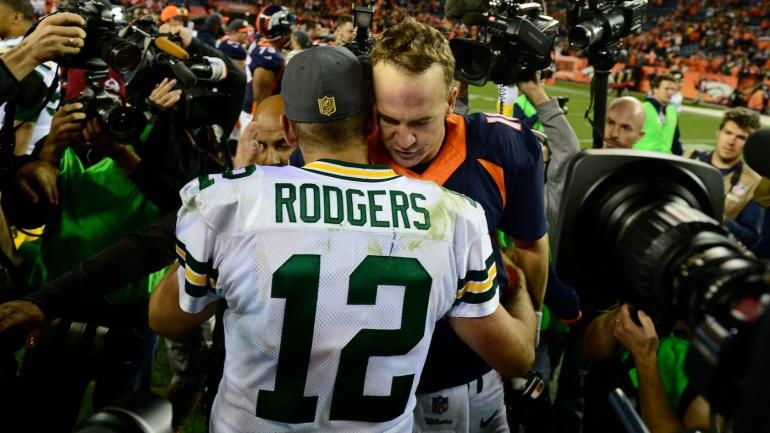 aaron rodgers reveals the true meaning of peyton mannings