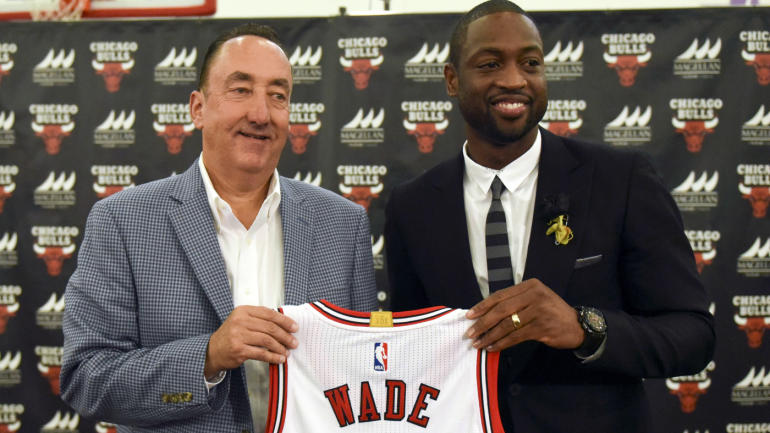 Dwyane Wade says he didn
