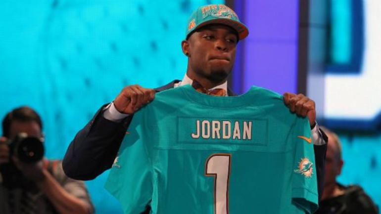 New Miami Dolphins part ways with Dion Jordan  supplier