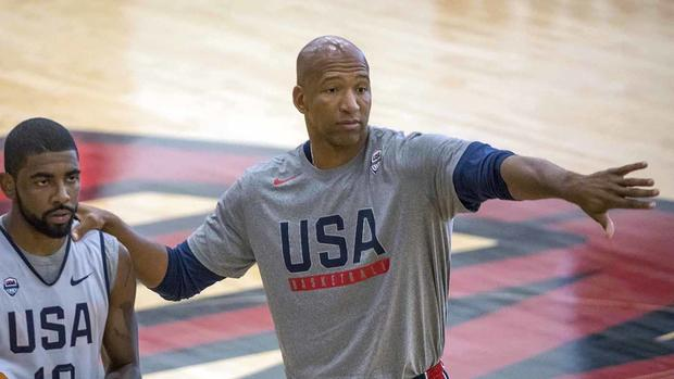 Monty Williams ready to return to National Basketball Association with Spurs