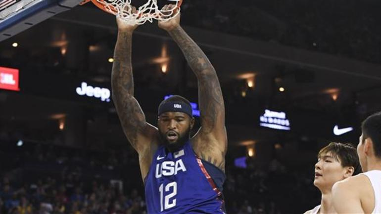 Divac: DeMarcus Cousins 'the most dominant player in the ...