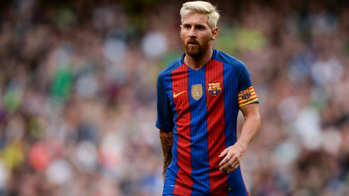 A sick Lionel Messi misses Barcelona's La Liga game due to