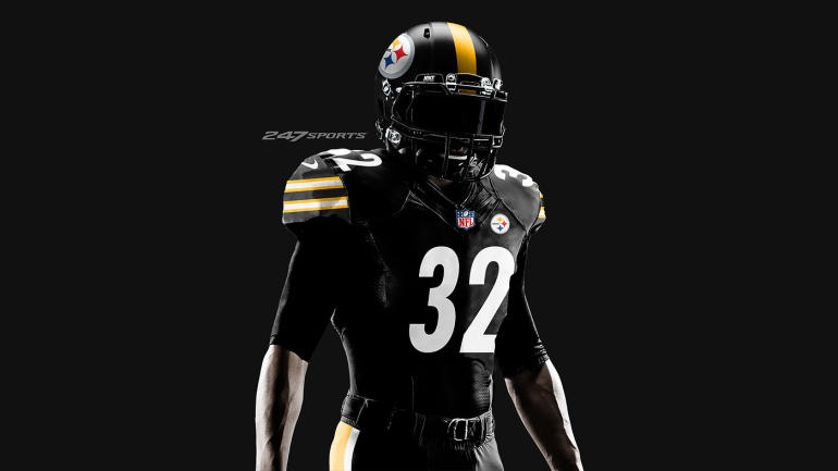 Report: Steelers to wear all-black 'Color Rush' uniforms ...