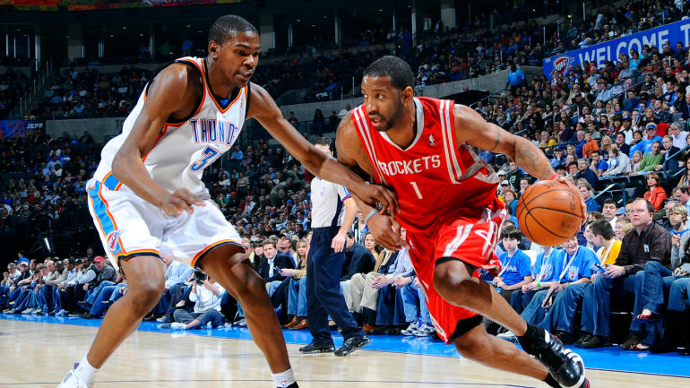 31a24fe53e03 Tracy McGrady is  disappointed  in Kevin Durant joining the Warriors -  CBSSports.com