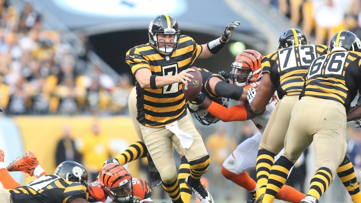 hot sale online e9688 69c20 The Steelers are reportedly getting rid of a fan favorite ...