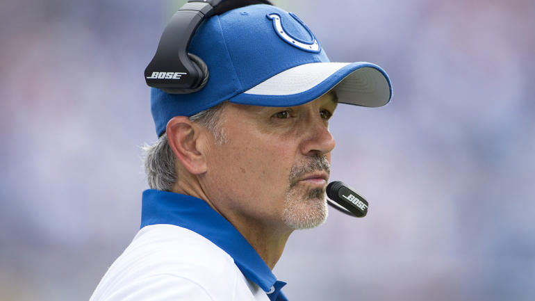 Chuck Pagano reportedly told by Colts owner Jim Irsay he