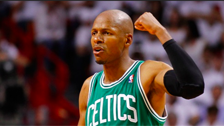 Ray Allen Considering Potential Return To The NBA