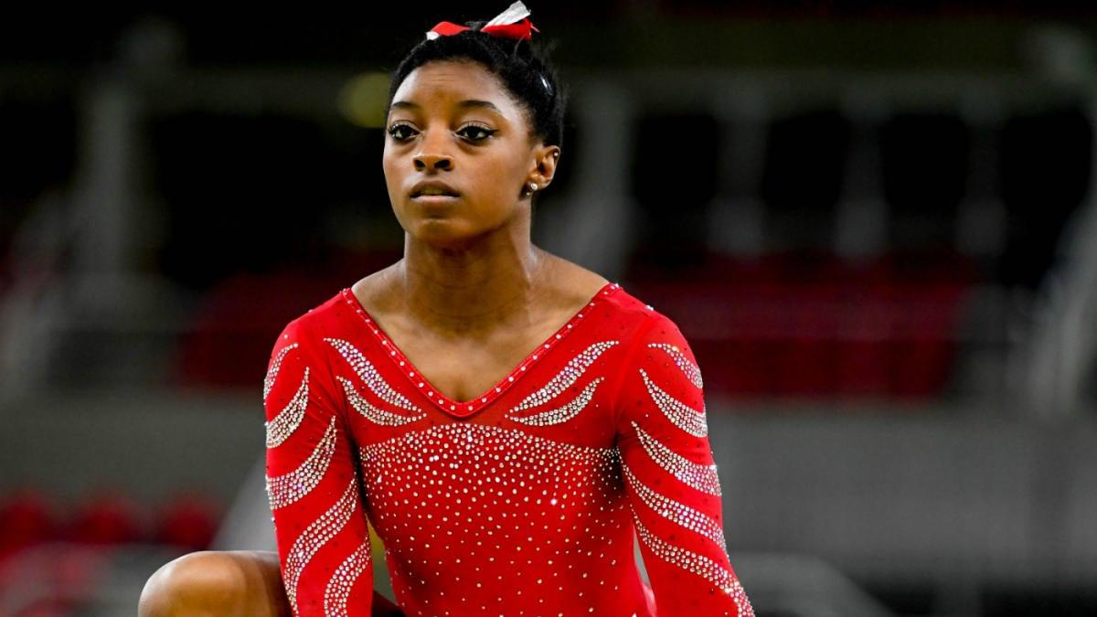 Rio Olympics Simone Biles Usa Gymnastics Schedule How
