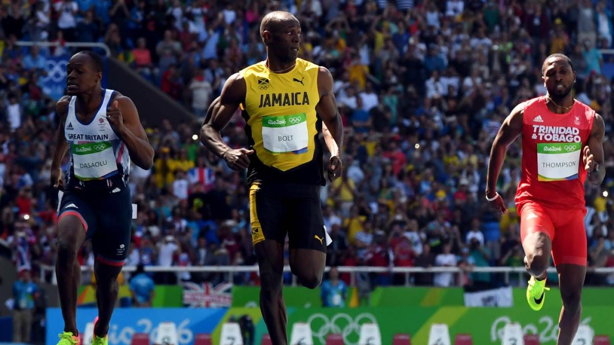 Rio Olympics 2016: Usain Bolt literally coasts to win in ...