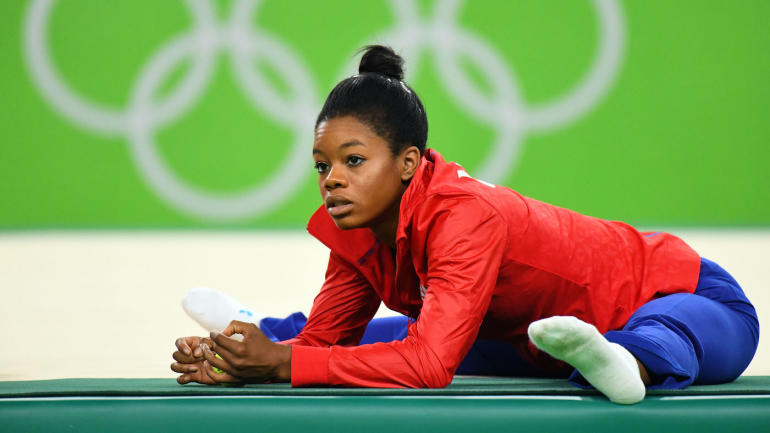 Gabby Douglas battling through social media criticism, calls comments