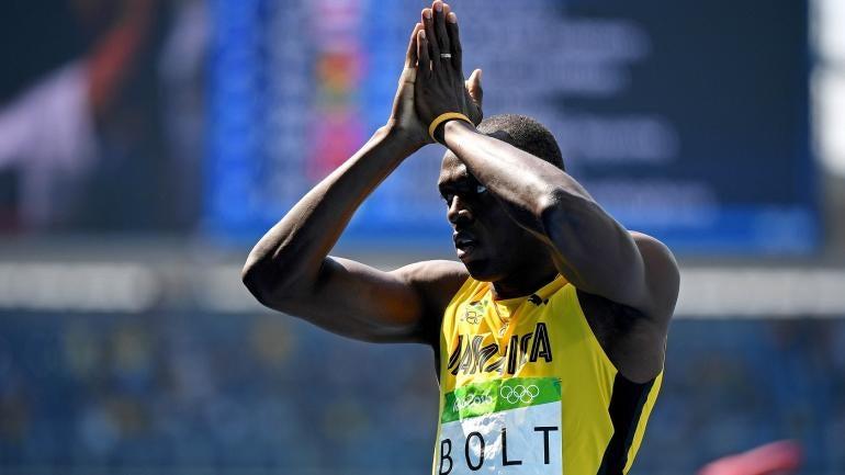 Rio Olympics 2016: Usain Bolt casually wins heat ...