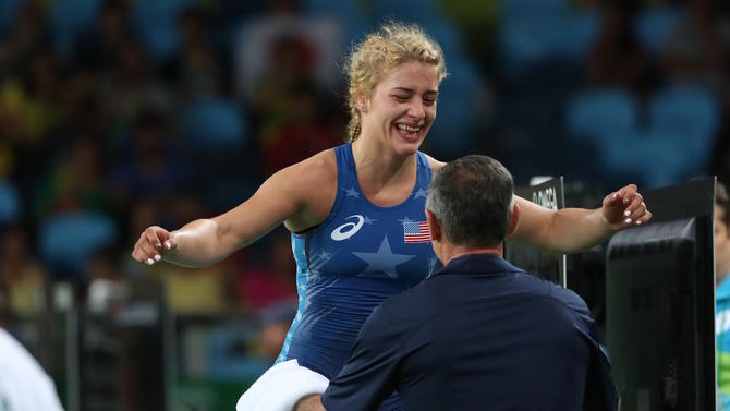 US bag five golds to be runaway leader at Rio Olympics