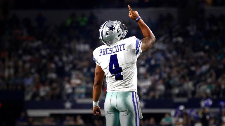 Dak turns heads, Romo returns, Tannehill improves: 5 NFL ...