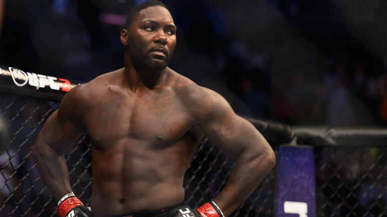 Anthony 'Rumble' Johnson targeting UFC comeback in 2020 with plans to compete at heavyweight