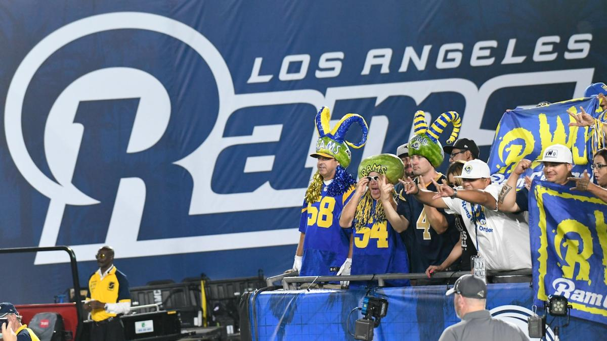 c4315638 Casting call issued for Rams fans to come to L.A. pregame show; FOX ...