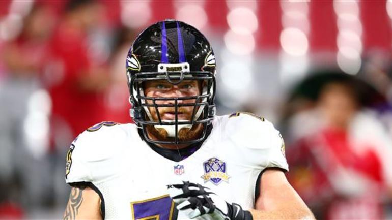 check out a2ccc f34c6 Four Baltimore Ravens make 2017 NFL Pro Bowl - CBSSports.com