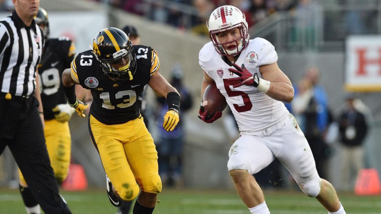 ncaa tv football schedule score of the stanford football game
