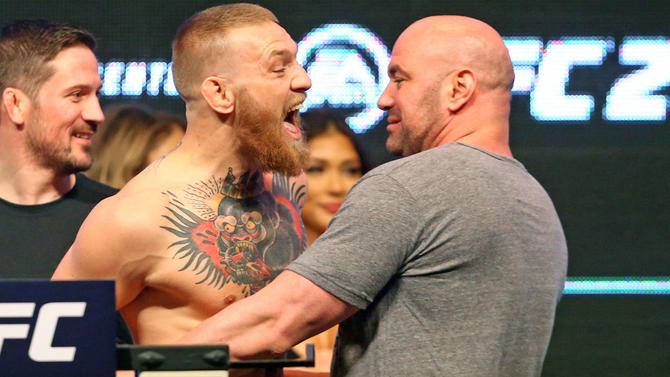 Conor McGregor reveals he's targeting ventures outside of the UFC