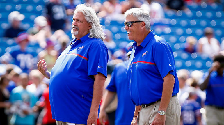 Rex Since Twin Has Gained Bills Brother Rob 30 Ryan Pounds Joined OHrOXxRqBw