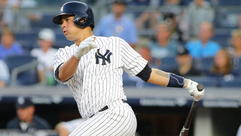 Yankees rookie Gary Sanchez has already managed to make ...
