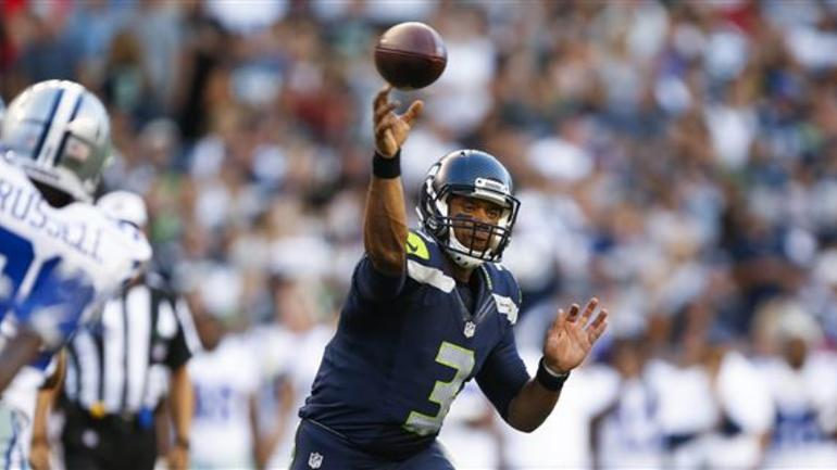 check out cef50 16344 Seattle Seahawks QB Russell Wilson 12th most popular NFL ...