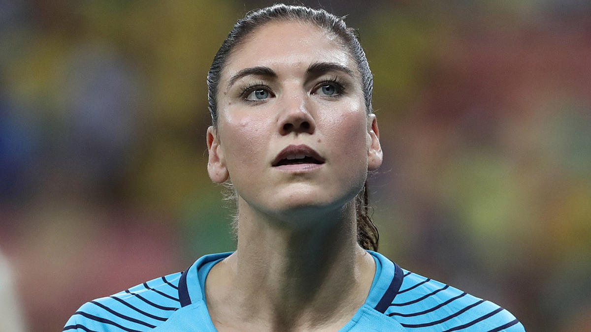 Hope Solo calls out USWNT coach Jill Ellis ahead of team's ...