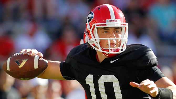 sports college jacob eason going appears have narrowed race