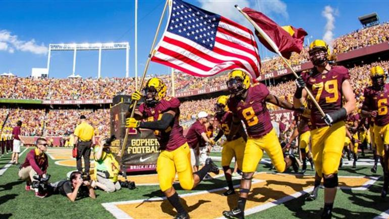 Tracy Claeys And The Minnesota Staff Released It S Weekly Depth Chart This Morning Leading Up To Weekend Rivalry In Madison Wis