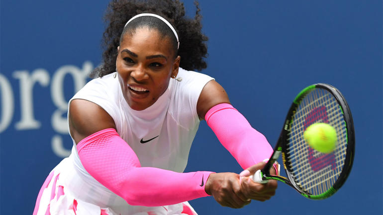 U S Open Results Serena Williams Breaks Navratilova S