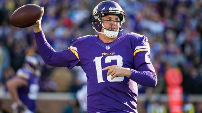 Peterson, Vikings eager to start season with new starting QB