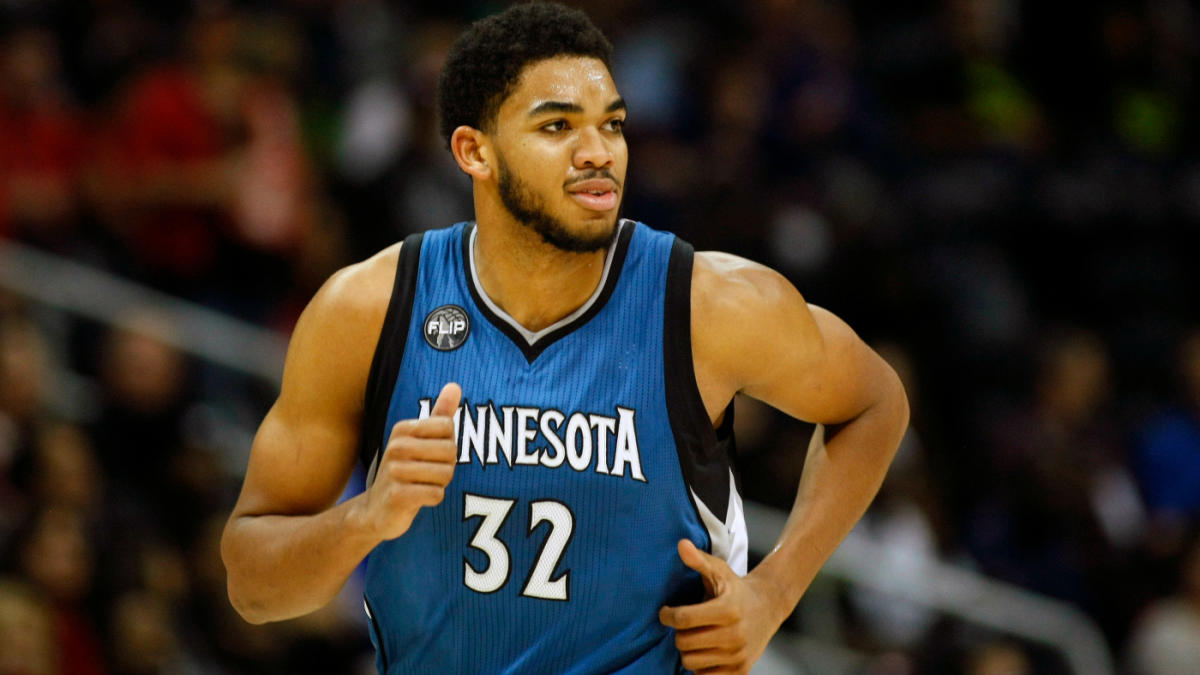 karl anthony towns - photo #25