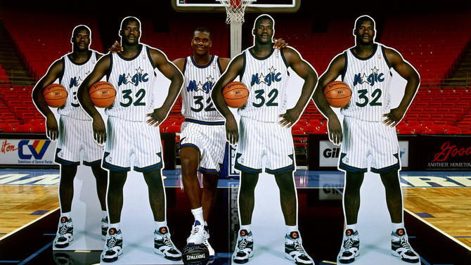 ea483259ab5ca3 Shaquille O Neal  When the Diesel was unleaded - CBSSports.com