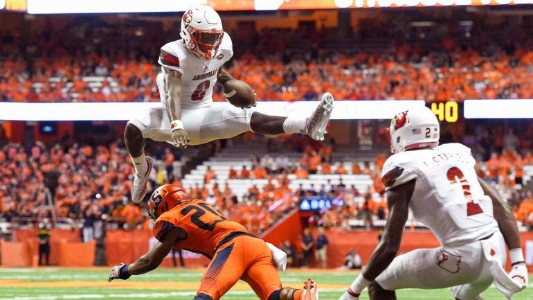 Lamar Jackson skies to become the new Heisman Trophy favorite - CBSSports.com