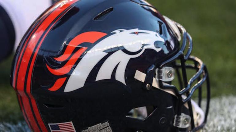 new concept cc56b c5b34 LOOK: Denver Broncos 'Color Rush' jersey leaks online ...