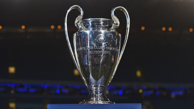 champions league results today