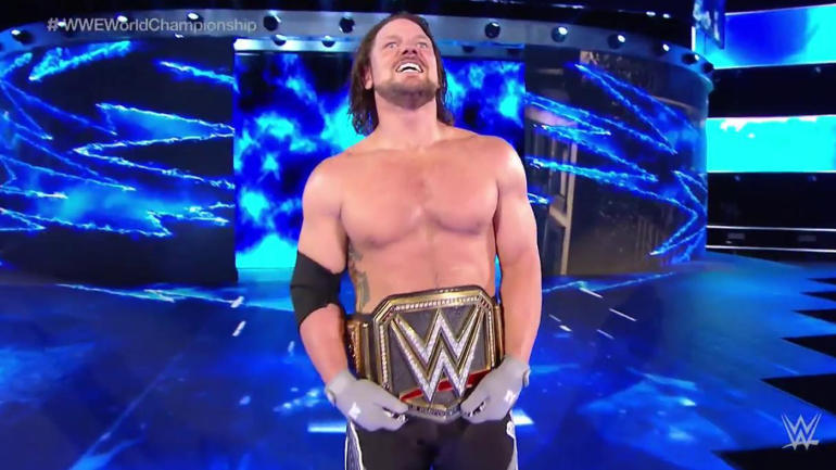 WWE Backlash 2016 results: AJ Styles wins world title, one ...