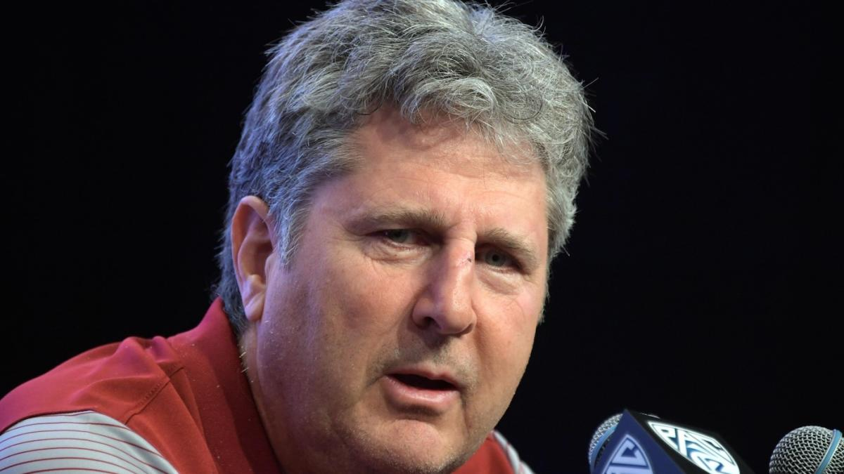 Mike Leach Wedding.Watch Mike Leach Delivers Impassioned Rant About The Perils Of