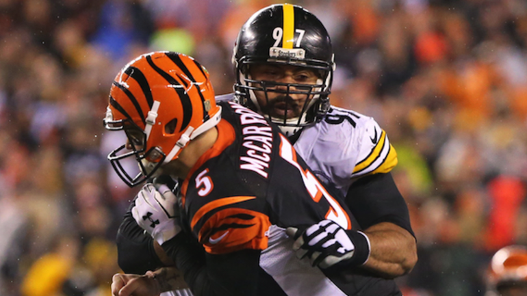 Roethlisberger's sharp second half seals win over Bengals
