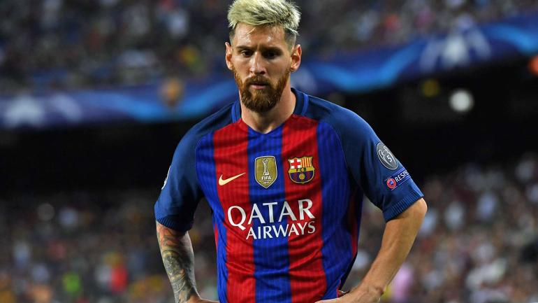 New Messi Barcelona contract could make him highest paid ...